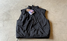 DEAD STOCK US.Military Primaloft Vest / Black / XL