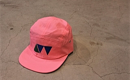 "Antler&Woods ""CRAFTED FOR ADVENTURE NYLON "" PINK"