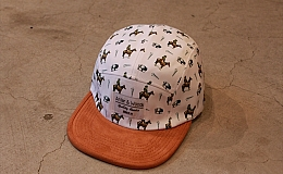 """Antler&Woods """"THE FRONTIER""""  WHITE"""