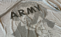 BEETHOVEN ARMY T SHIRT ベートーヴェンアーミーTシャツ Size L ①