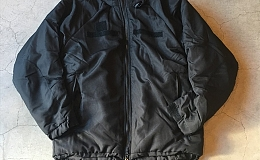 DEAD STOCK  ECWCS  PARKA Level 7/ BLACK XS-REGULAR
