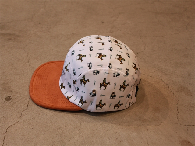 "Antler&Woods ""THE FRONTIER""  WHITE"